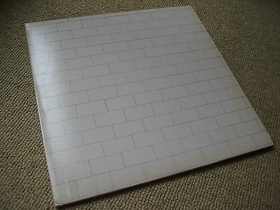 Pink Floyd THE WALL 1st Issue 1979 UK Double LP - SUPERB PRESS EX+!