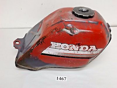 1467 Honda ATC250ES ATC 250ES Big Red ATV OEM Fuel Gas Tank 85 1985