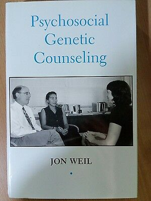 Psychosocial Genetic Counseling by Jon Weil (Hardback, 2000)