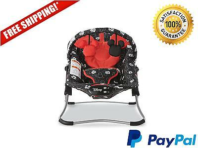 Disney Mickey Mouse Baby Snug Fit Bouncer Mickey Set Comfortable baby swing