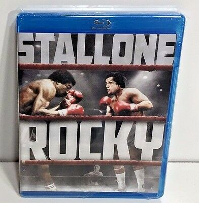 Rocky Blu-ray Disc  Talia Shire Sylvester Stallone NEW FACTORY SEALED FREE SHIP