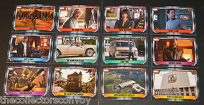 Topps MARVEL MISSIONS Trading Card Game - ANT-MAN Movie cards