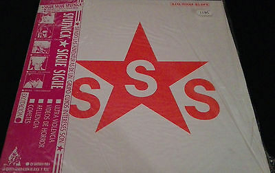 "Sigue Sigue Sputnik ""love Missile + Hack Attack"" Vinyl  Maxi 12"" ¡¡new, Sealed¡¡"