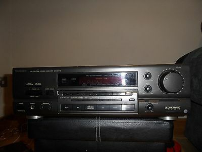 Technics AV Control Stereo Receiver SA-GX470 Amplifier Dolby made in Japan y305