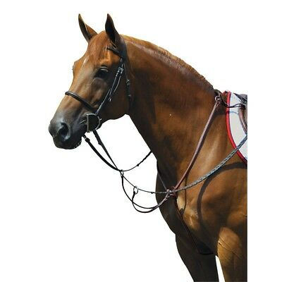 Exselle NEW Elite Fancy Stitched High Raised Breastplate Running Attachment