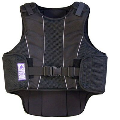 Intrepid International NEW Supra-Flex Body Protector Riding Safety Vest Adult