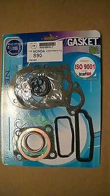 Honda top end engine gasket kit S90 CL90 ATC90 C90 CT90 ATV90 ST90 OEMH22019 HN
