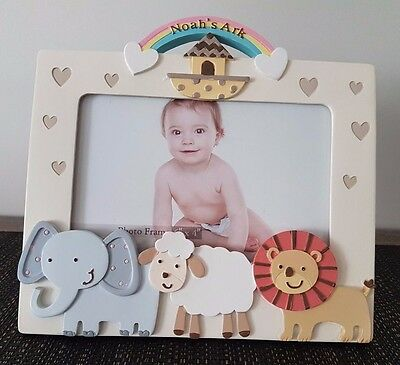 Gifts to Inspire - Noah's Ark - Photo Frame - Gatto & Co