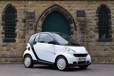 2007 57 Smart Fortwo 1.0 Pure 2D Auto 70 Bhp