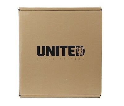 Manchester United Opus, Icons Limited Edition Book,As New,, Mint Condition