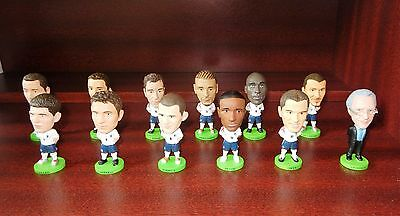 Corinthiaan Pro Stars Set of Twelve England Players Plus Manager 2005