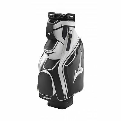Mizuno Pro Cart Bag - Black