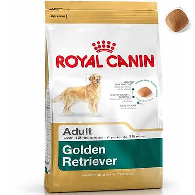 Royal Canin Breed Specific Golden Retriever Adult Dog Food 12kg