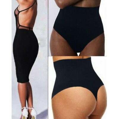 Butt Lifter Body Shaper String Thong Quality High Waist Invisible Tummy Control