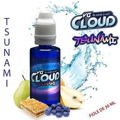 Tsunami VG CLOUD SAVOUREA - 30ml  3mg