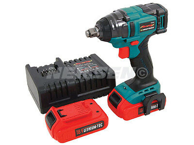 18V Lithium Impact Wrench With Brushless Motor *premium Quality*