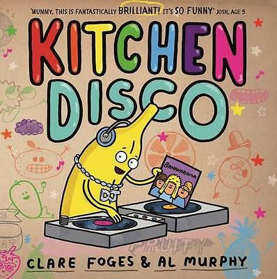 Kitchen Disco, Foges, Clare | Paperback Book | 9780571307883 | NEW