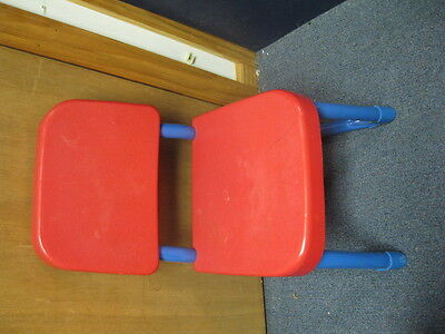 Fisher Price Red Childs Chair
