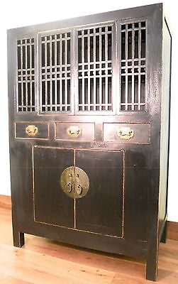 Antique Chinese Ming Kitchen Cabinet (5997), Circa 1800-1849