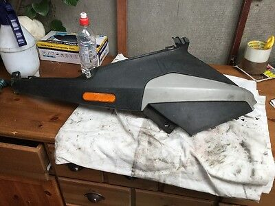 Piaggio Nrg 50Cc 08 Plate Right Side Panel Under Seat
