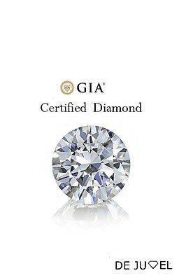 0.26 Ct color-E clarity-VVS1 Round Natural Loose Diamond Pointer GIA Certified