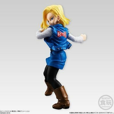Bandai Dragon Ball Z Styling Android 18 Action Figure NEW Toys DBZ Collectibles
