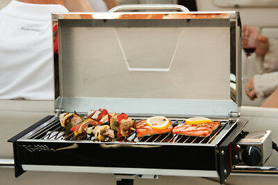 """PROFILE SERIES 150 PREMIUM STAINLESS STEEL GRILL-Profile 150 Electric Grill, 22"""""""