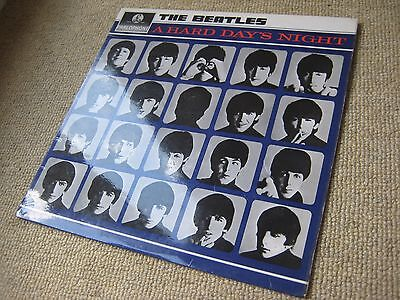 The Beatles A Hard Day's Night UK EMI One Box 1969 LP Original Copy Ex/Ex+