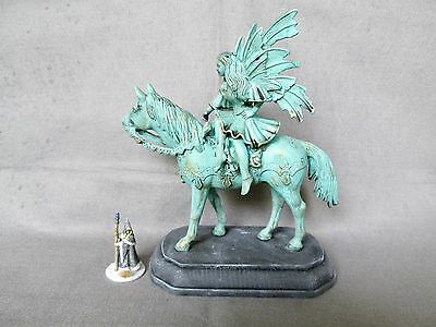25mm/28mm Fantasy Terrain Large Statue of Fairy for Frostgrave, Warhammer, RPG