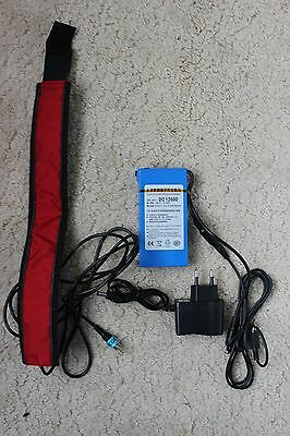 """Complete Dew Heater Kit with 12"""" Strip for Cameras and Telescopes Excellent Kit"""