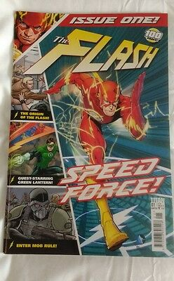 The Flash speed force issue one Jun/Jul 15