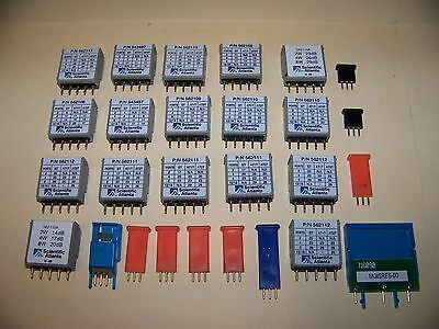 Large Lot of Scientific Atlanta Directional Couplers & other ralated stuff CATV