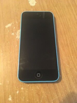 Apple iPhone 5c - 16GB - Blue (Bell Mobility) Smartphone