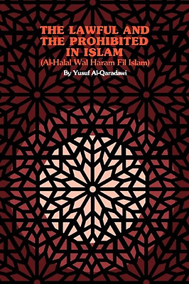 The Lawful and the Prohibited in Islam, Good Condition Book, Qaradawi, Yusuf, Al