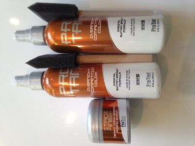 Pro Tan full pre competition kit, originally $170, never opened