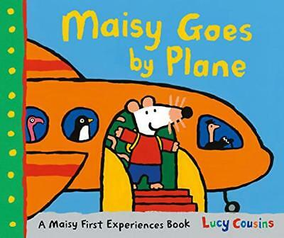 Maisy Goes by Plane by Cousins, Lucy | Paperback Book | 9781406365580 | NEW