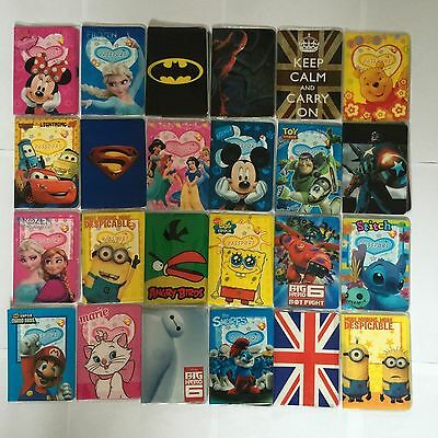 NEWEST Childrens Kids Passport Cover Holder Protector Gifts for Boys and Girls