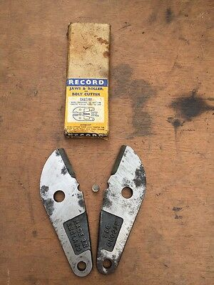 Record No.914 F Jaws & Rollers For Bolt Cutters