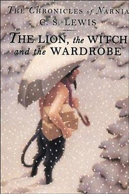 The Lion, the Witch and the Wardrobe,C. S. Lewis