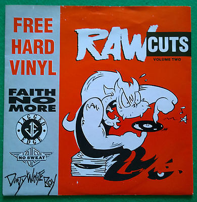 "Various Raw Cuts Volume 2  (7"" Single)"