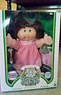 25th Anniversary Cabbage Patch Doll, Limited Edition 2008