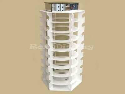 Sun Glasses Silver Racks Display Stands Case Rack # SU-48A