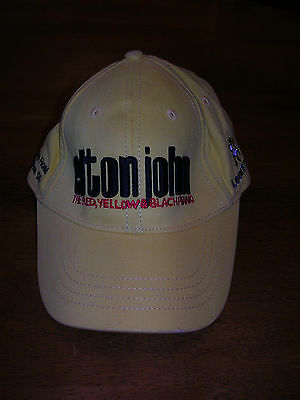Elton John Baseball Cap Hat Vicarage Road 18th June 2005 Music Watford FC