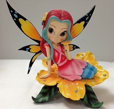 Jasmine Becket Griffith Hibiscus Honey Fairy Tale Garden Fairies