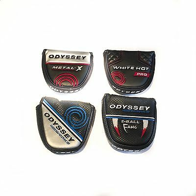 Odyssey Putter Headcover - Mallet Putter