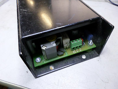 MERRILL ELECTRONICS -- 24VDC POWER SUPPLY -- 3 amps Output -- 240AC Supply
