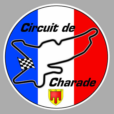 Sticker Circuit CHARADE°