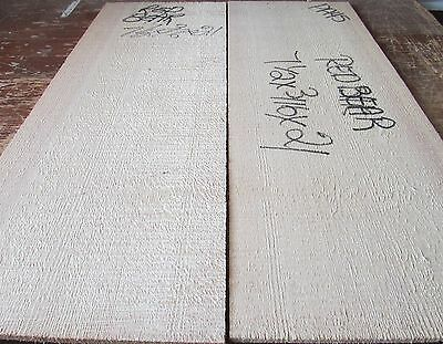 Pa45- Red Bear Spruce Guitar Tonewood Luthier