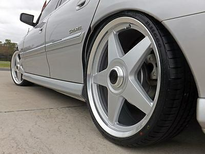 Star Wheels 20X8.5 Silver To Fit Holden Vl - Vz Commodore Wheels And Tyres