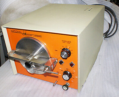 NATIONAL AUTOCLAVE Napco 704-7000 Steam Sterilizer Dental Medical Tattoo 120v